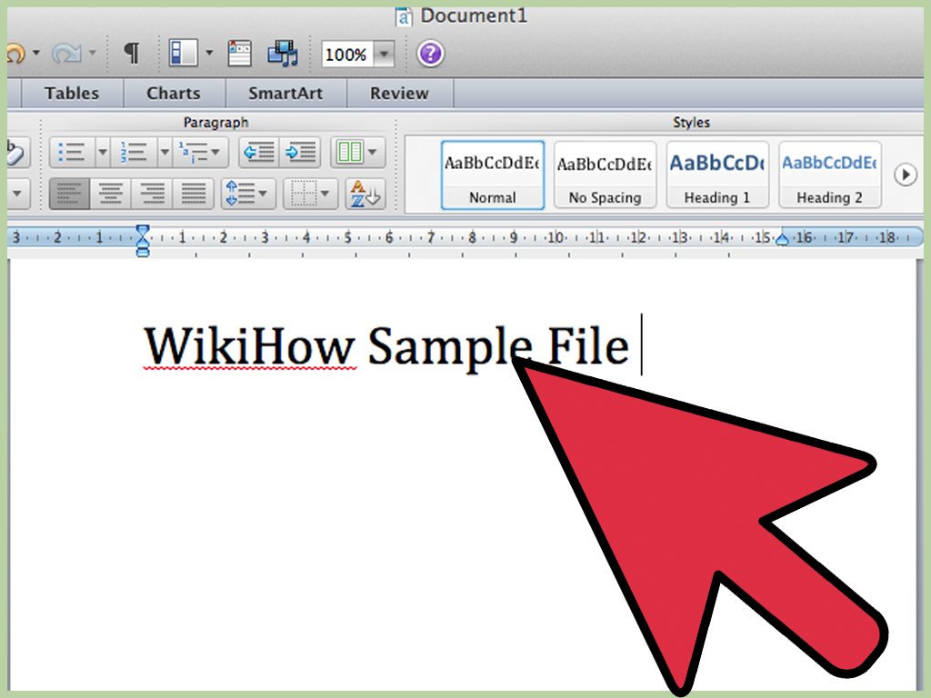 How To Use Microsoft Office Word 9 Steps With Pictures