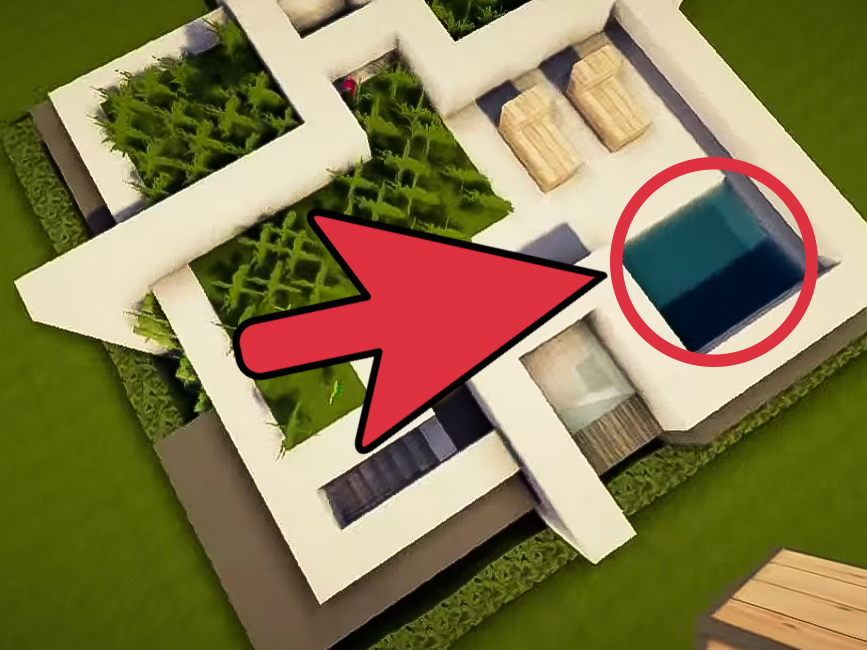 Cara Membangun Rumah Modern Di Minecraft Wikihow