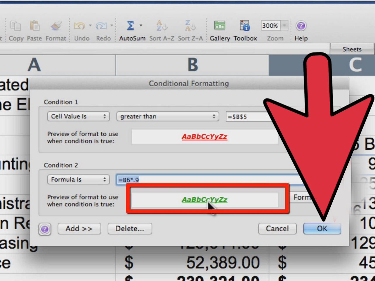 How To Apply Conditional Formatting In Excel With Pictures