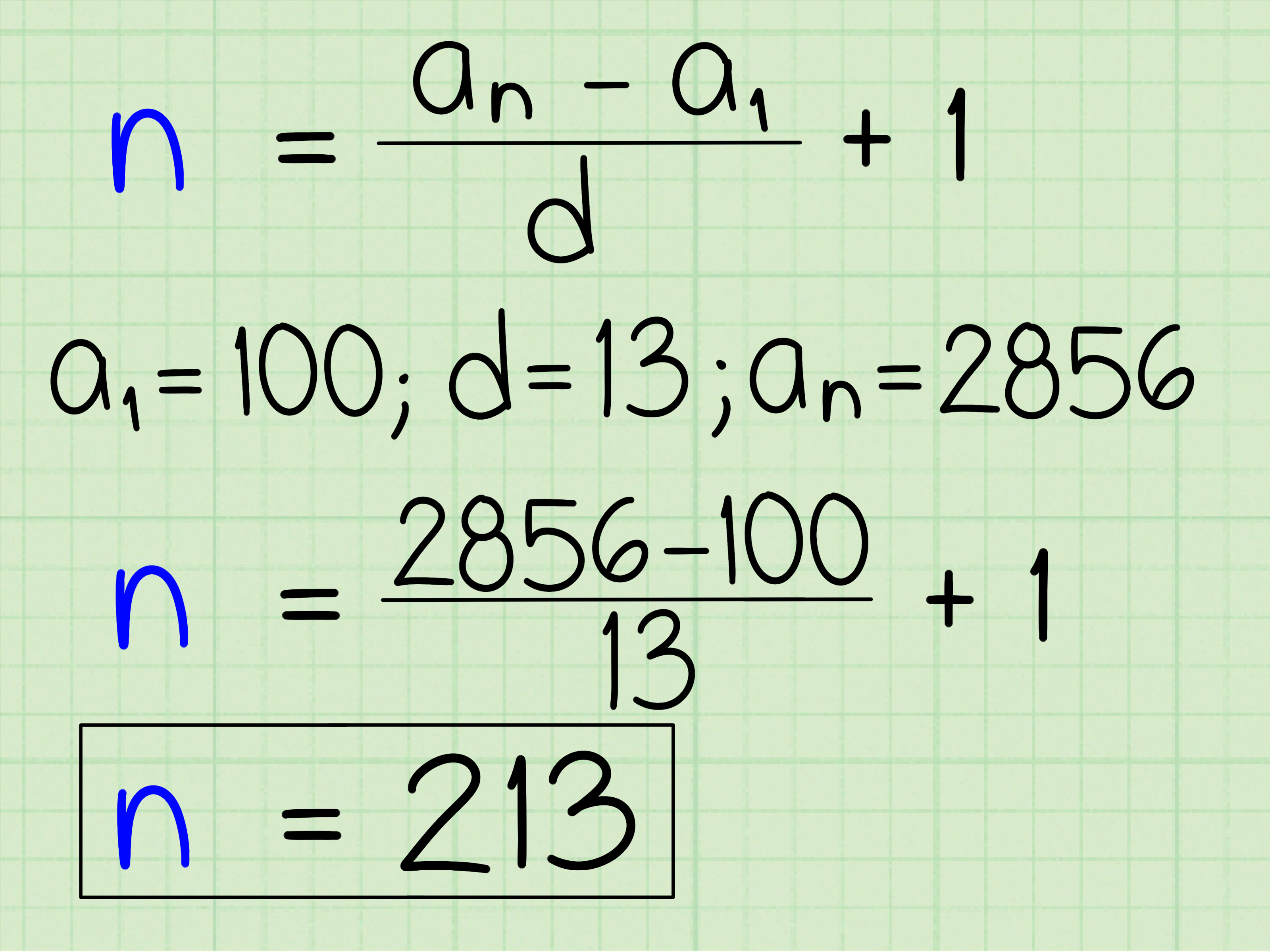 Write An Equation For The Nth Term Of Geometric Sequence 4