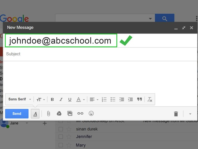 How to Email Teachers (with Pictures) - wikiHow
