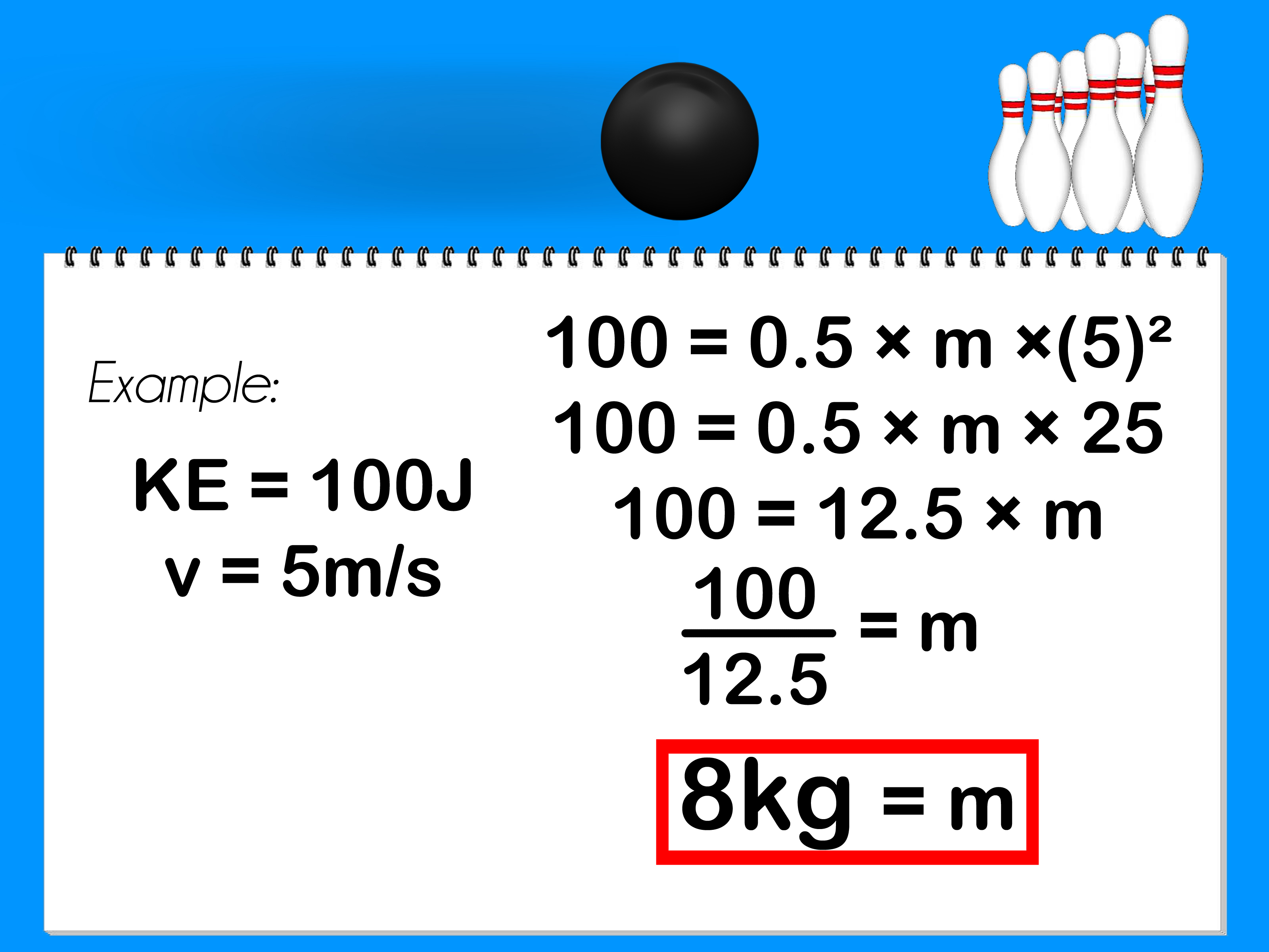 How To Calculate Kinetic Energy 5 Steps With Pictures