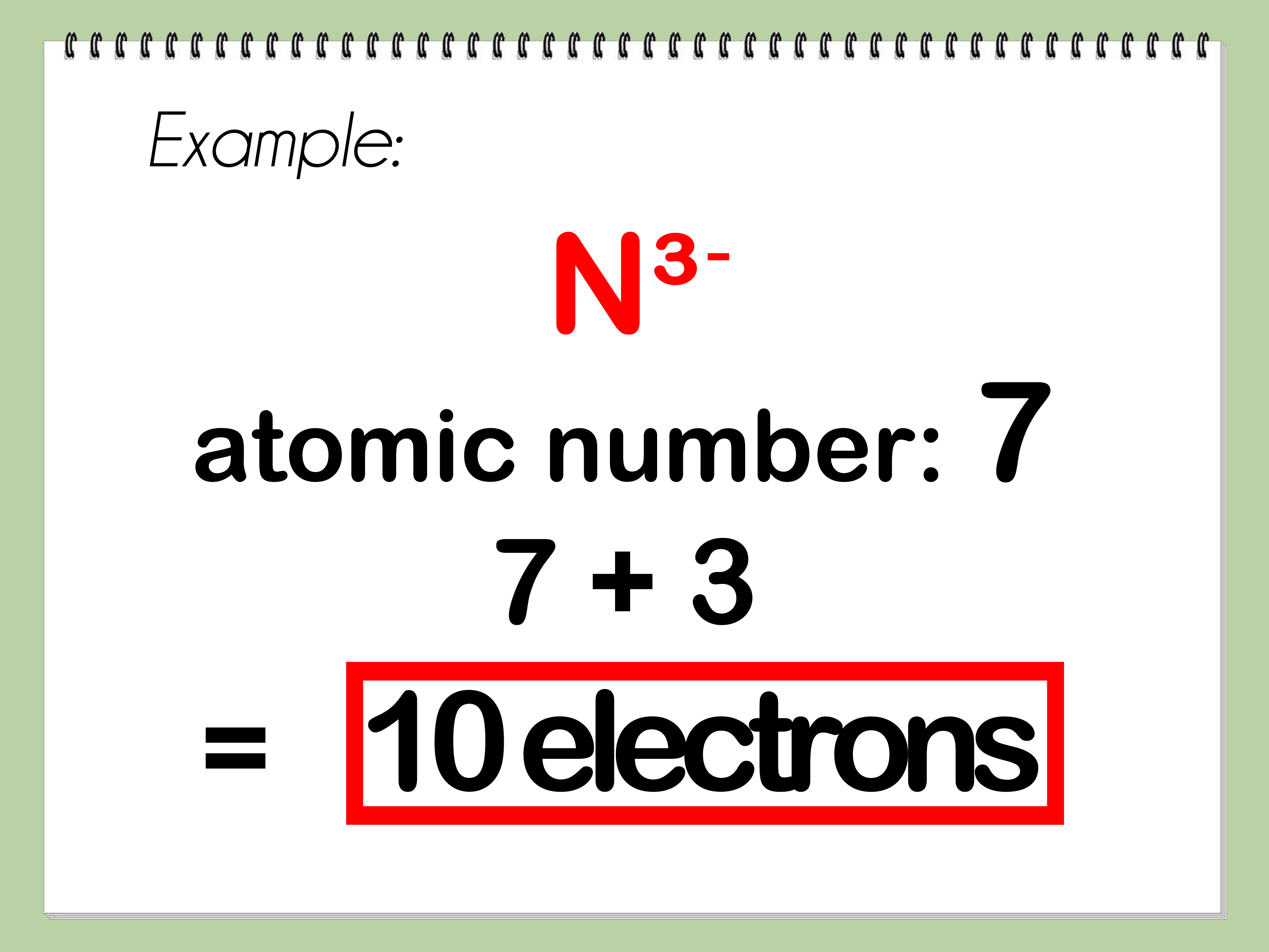 How To Find Electrons 7 Steps With Pictures