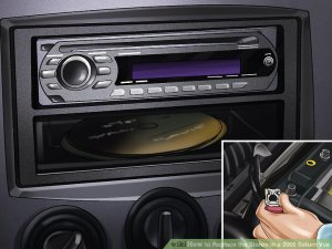 How to Replace the Stereo in a 2005 Saturn Vue: 12 Steps