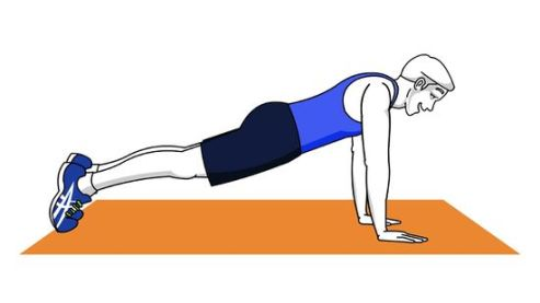 Image result for Push-ups exercise