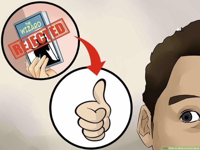 27 Ways to Write a Comic Book - wikiHow