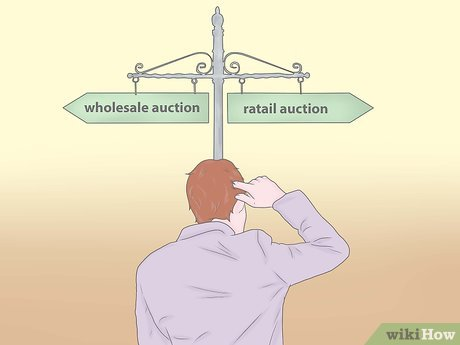 Dealer auto auction