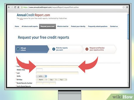 Free credit report without credit card