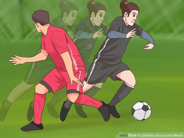 Image titled Dribble Like Lionel Messi Step 12