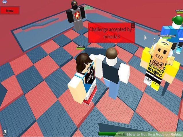 How to Not Be a Noob on Roblox  13 Steps  with Pictures    wikiHow Image titled Not Be a Noob on Roblox Step 5