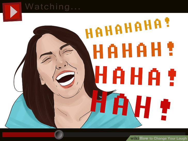 Loud Hearty Laugh Definition