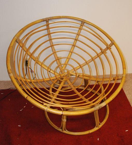 how to make a papasan chair cushion 10
