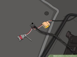 4 Ways to Disable a Seat Belt Alarm  wikiHow