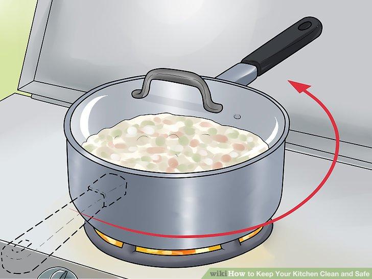 Kitchen Knife Safety Tips