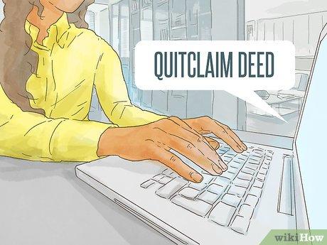 Wisconsin quit claim deed