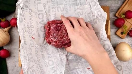 3 ways to defrost ground beef wikihow