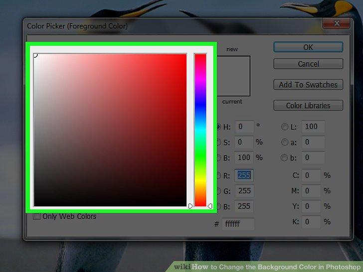 4 Ways to Change the Background Color in Photoshop   wikiHow Image titled Change the Background Color in Photoshop Step 27