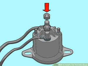 How to Install a Car Volt Amp Gauge (with Pictures)  wikiHow