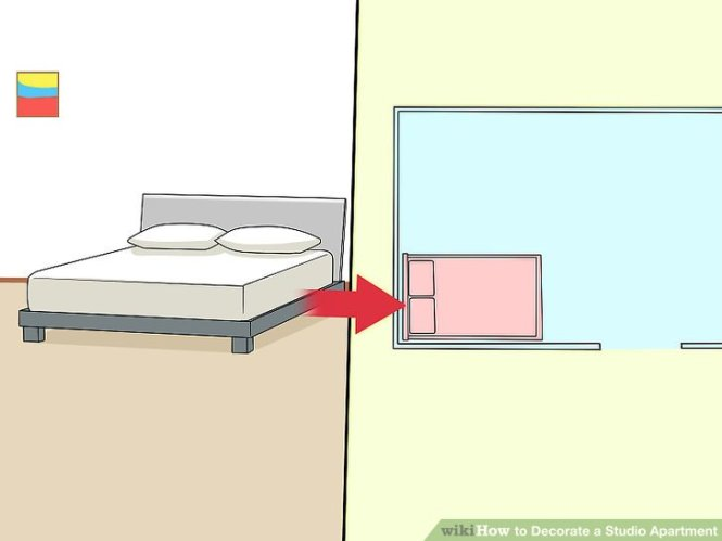 How To Decorate A Studio Apartment 15 Steps With Pictures