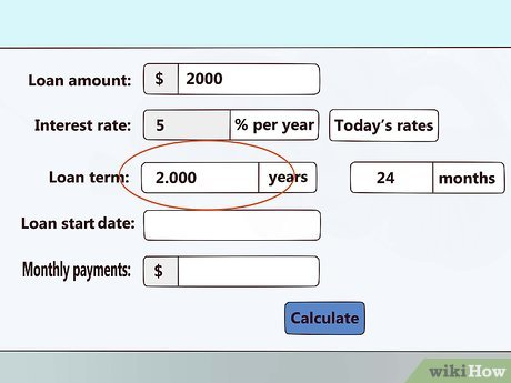 Loan payment