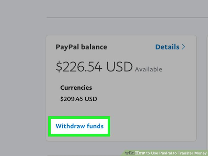 4 Ways to Use PayPal to Transfer Money   wikiHow Image titled Use PayPal to Transfer Money Step 15
