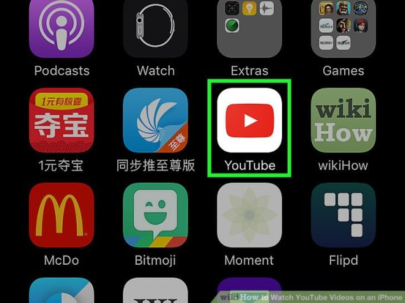 How to Watch YouTube Videos on an iPhone: 9 Steps (with ...
