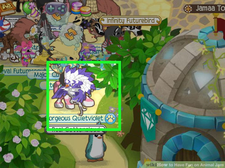 11 Ways to Have Fun on Animal Jam   wikiHow Image titled Have Fun on Animal Jam Step 14