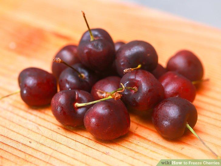 Imageled Freeze Cherries Step