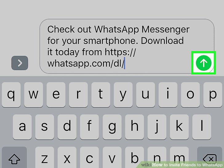 Image Titled Invite Friends To Whatsapp Step 7