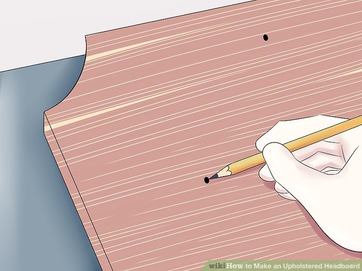 How to Make an Upholstered Headboard  13 Steps  with Pictures  Image titled Tuft a Headboard Step 3