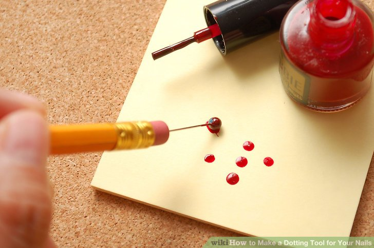 Image Led Make Dotting Tool For Your Nails Step 3