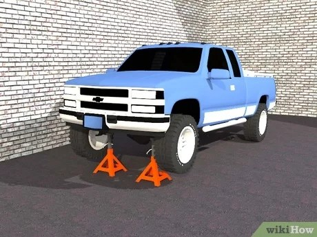 a 1998 chevy truck