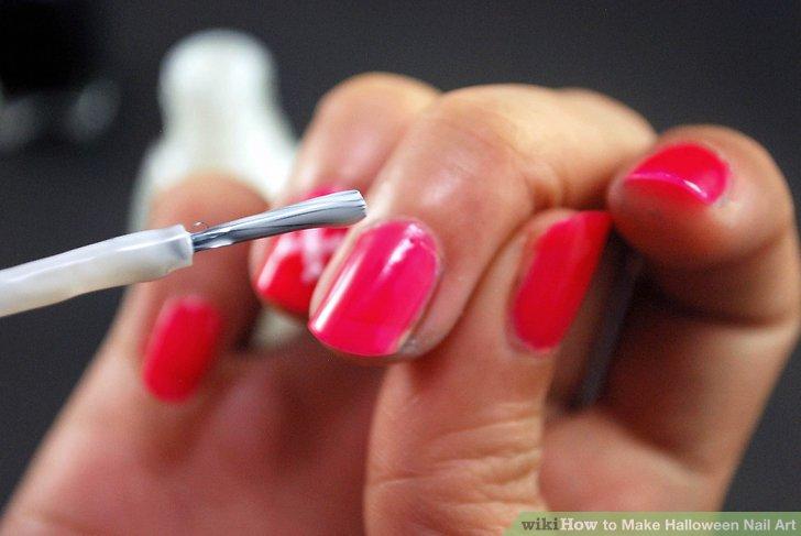 Image Led Make Nail Art Step 14