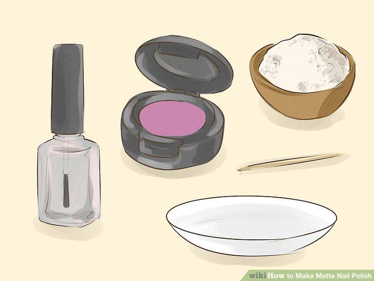 Image Led Make Matte Nail Polish Step 20
