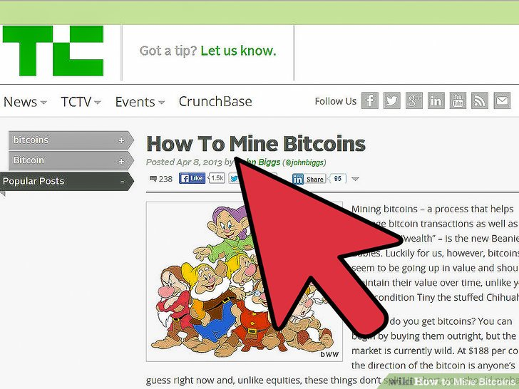 Image titled Mine Bitcoins Step 8