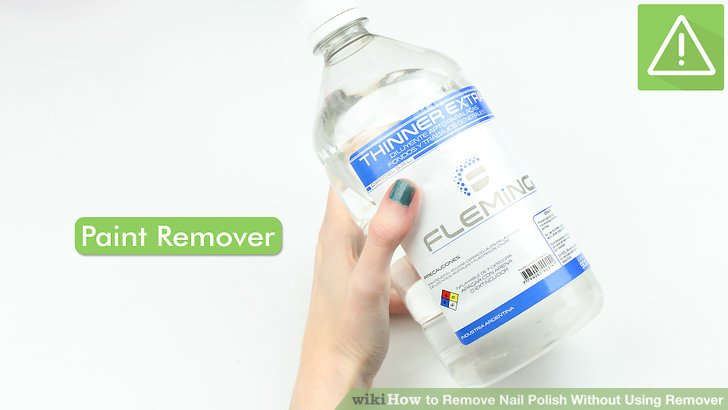 Image Led Remove Nail Polish Without Using Remover Step 5