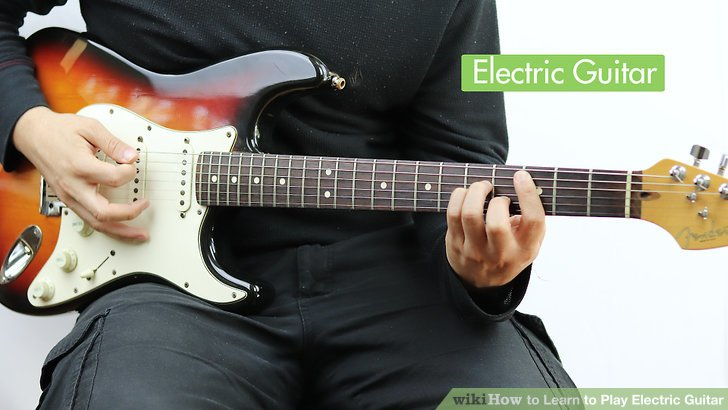 How to Learn to Play Electric Guitar: 10 Steps (with Pictures)