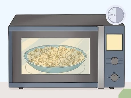 3 ways to keep popcorn warm wikihow