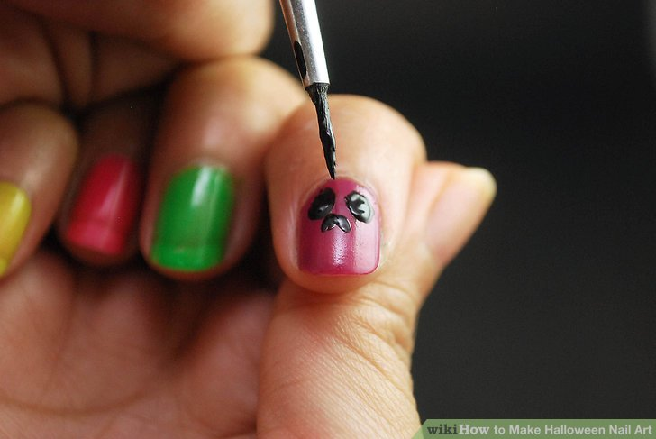 Image Led Make Nail Art Step 5