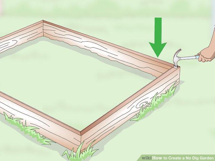 How to Create a No Dig Garden