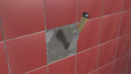 how to drill ceramic tile with