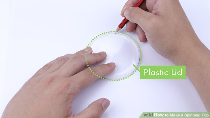 3 Ways To Make A Spinning Top WikiHow