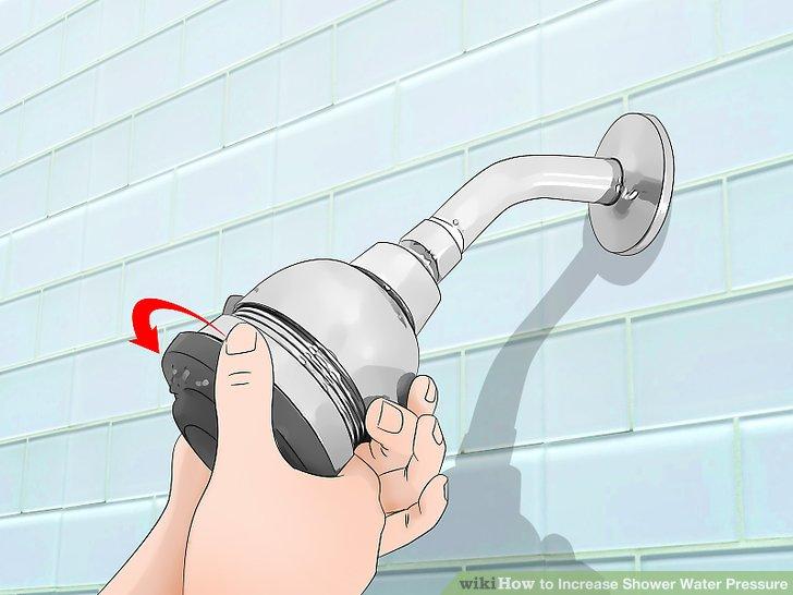 Increase Shower Water Pressure Step 1.jpg
