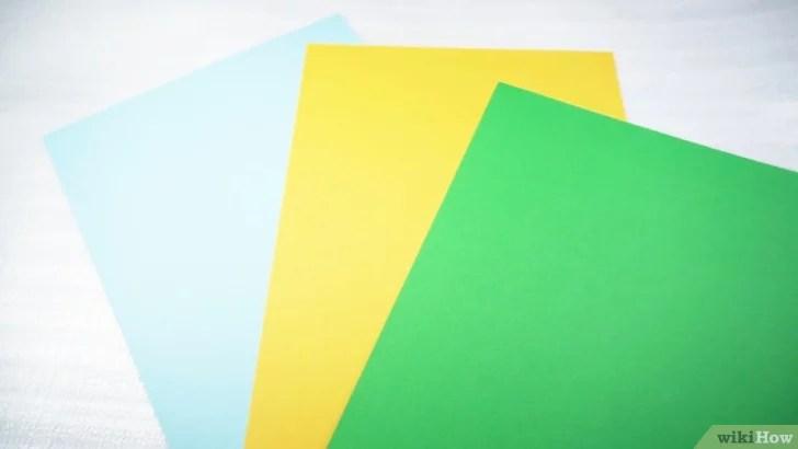 4 Cara Untuk Membuat Kartu Ucapan Wikihow