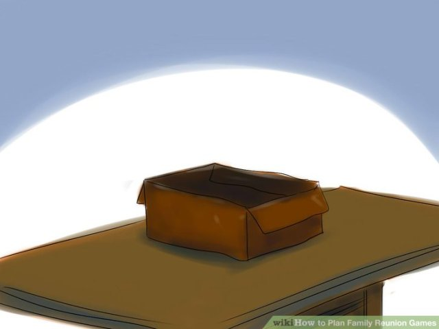 5 Ways to Plan Family Reunion Games   wikiHow Image titled Plan Family Reunion Games Step 1