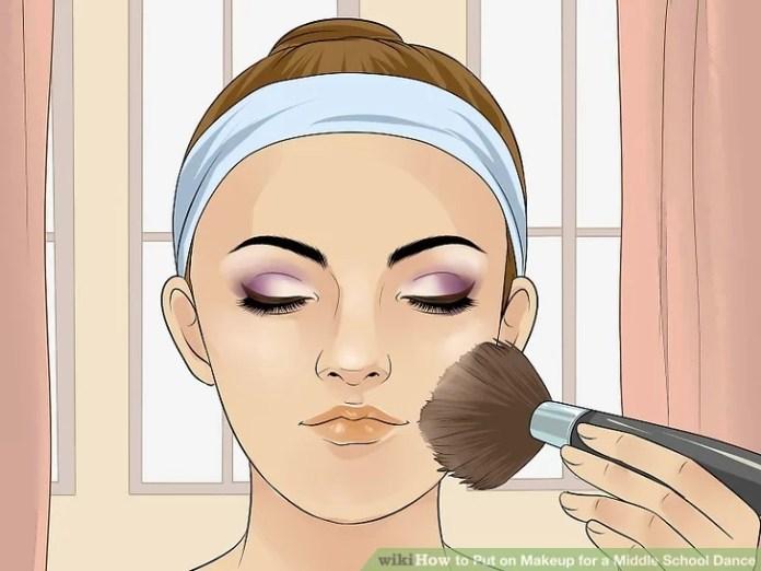 Put Makeup On Picture Saubhaya Makeup