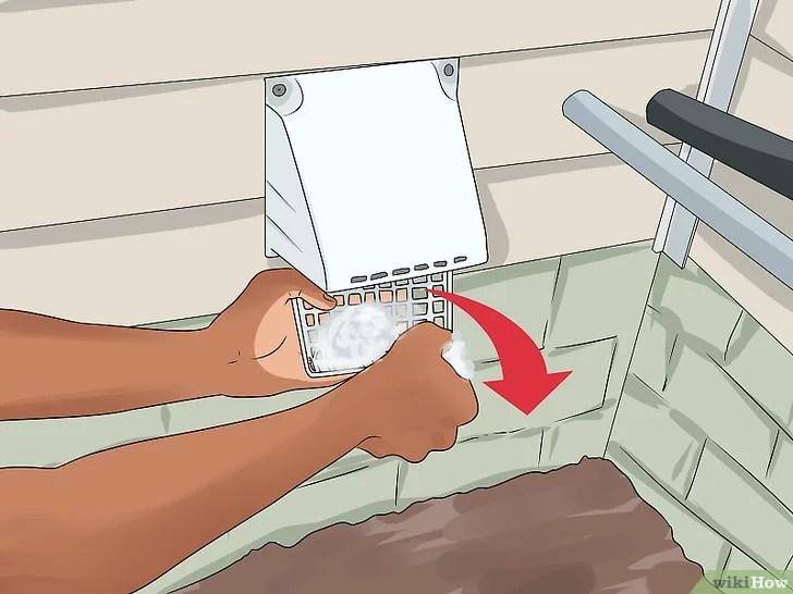 Tiêu đề ảnh Clean Lint from a Dryer Step 11