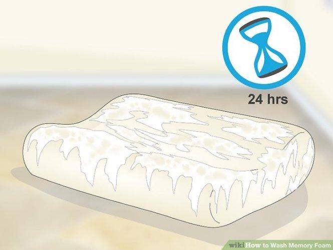 Image Led Wash Memory Foam Step 11