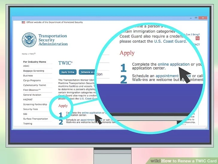 Your Simple Guide To Renewing A Twic Card Lost Or Damaged