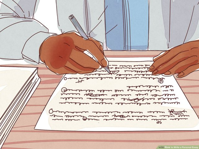 How to Write a Personal Essay: 18 Steps (with Pictures) - wikiHow